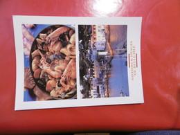 D 56 - Saveur & Images De Belle Isle - Recette - Cotriade De Sauzon - Format: 170mm Sur 120mm - Belle Ile En Mer