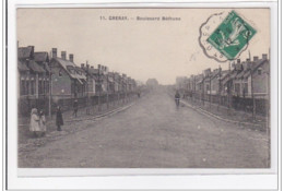 GRENAY : Boulevard Béthune - Tres Bon Etat - Autres Communes