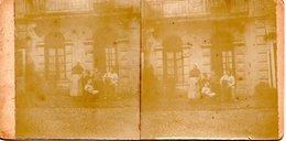 30 NIMES GARD PHOTO STEREO PHOTOGRAPHIE ANCIENNE - Photos Stéréoscopiques