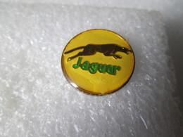 PIN'S   LOGO   JAGUAR - Jaguar