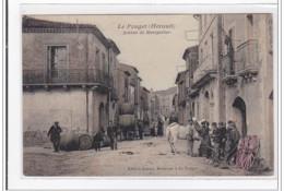 LE POUGET : Avenue De Montpellier (maréchal Ferrand) - Tres Bon Etat - France