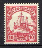 Deutsche Kolonien, Duetsch-Neuguinea 22 I * [090520II] - Colonie: Nouvelle Guinée