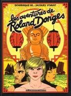 Roland Donges  Les Aventures De Roland Donges Eo - Bücher, Zeitschriften, Comics