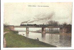 60 402 - CREIL - Pont De Laversine - Creil