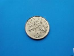 SINGAPOUR   5 Cents   2003   --Sup--  SINGAPORE - Singapur