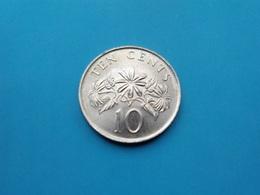 SINGAPOUR   10 Cents   2005   --Sup--  SINGAPORE - Singapur