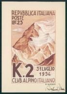 Spedizione K2 40esimo Anniversario Della Prima Salita 1954 FG SP35 - Unclassified