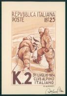 Spedizione K2 40esimo Anniversario Della Prima Salita 1954 FG SP36 - Unclassified