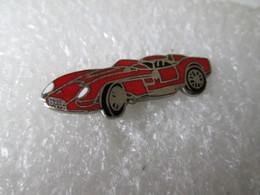 PIN'S FERRARI 250 TESTA ROSSA Email Grand Feu - Ferrari