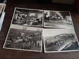 66 Lot De 10 Cartes Postales Sur La Guerre D Espagne Fuite Des Républicains En France Voir Scan - Francia
