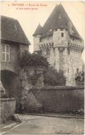 4- Nevers - Porte Du Croux Et Son Avant-porte - Nevers
