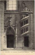 37- Nevers - La Cathédrale. Escalier Des Chamoines - ND. - Nevers