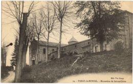 14- Paray Le Monial - Monastere De Sainte Claire - Edit Vve Drago - Paray Le Monial