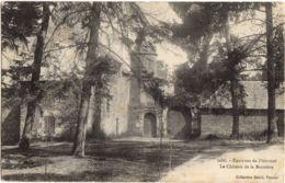 1086- Environs De Ploermel - Le Chateau De La Boissiere - Collection David, Vannes - Ploërmel