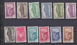 REUNION 163/174    LUXE NEUF SANS CHARNIERE - Réunion (1852-1975)