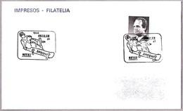 Matasellos JUVENIA'89. SKATER. Getxo, Pais Vasco, 1989 - Skateboard