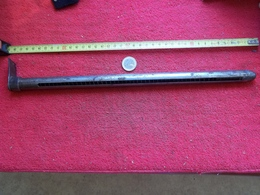 Carabine SPENCER 1860 -magasin Tubulaire- Le Ressort Est Fonctionnel ! - Decorative Weapons