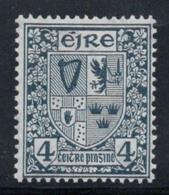 Irlande 1922 Mi. 46 A Neuf ** 100% 4 Pg, Symboles, Armoiries - 1922-37 Irish Free State