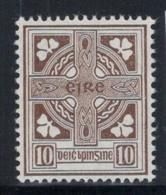Irlande 1940 Mi. 81 AZ Neuf ** 100% 10 Pg, Croix - 1937-1949 Éire