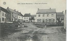 830. DENEE - MAREDSOUS : Place De La Fontaine - Cachet De La Poste 1921 - Anhée