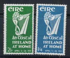 Irlande 1952 Mi. 116-117 Neuf ** 100% Fête Nationale - 1949-... République D'Irlande