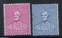 Irlande 1954 Mi. 122-123 Neuf ** 100% Newman - 1949-... République D'Irlande