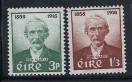 Irlande 1958 Mi. 136-137 Neuf ** 100% Clarke, Personnalité - 1949-... République D'Irlande