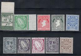 Irlande 1940 Neuf ** 100% Sports, Symboles - 1937-1949 Éire