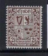Irlande 1965-70 Mi. 75 A Neuf ** 100% 2 1/2 Symbole Pg - 1937-1949 Éire