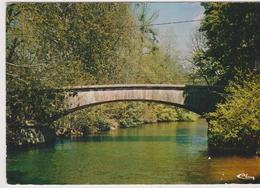 ASQUINS Le  Petit Pont Sur La Cure - France