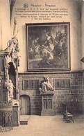 Aarschot Gedenkplaten In Onze Lieve Vrouw Kerk Met Beroemde Schilderij De Crayer         Barry 5824 - Aarschot