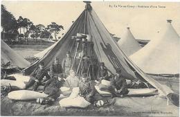 LA VIE AU CAMP - War 1914-18