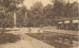 CAMPENHOUT - KAMPENHOUT : Castel Tudor - Pièce D'eau - Cachet De La Poste 1942 - Kampenhout