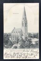 Anischtskarte Gruß Aus Gross-Lichterfelde - Petruskirche 1901 - Lichterfelde