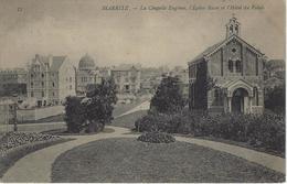 BIARRITZ La Chapelle Eugénie L'Eglise Russe Et L'Hôtel Du Palais - Biarritz