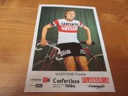 Maertens Freddy - Cycling