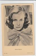 Actors Actress Postcard Film Movie Star People Greta Garbo - Attori