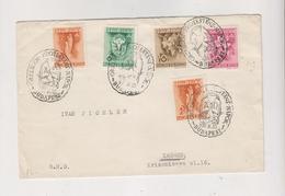 HUNGARY 1930 BUDAPETt Nice Cover To Yugoslavia - Lettres & Documents