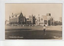 England Postcard Somerset  Playin  Cricket Sport At Clifton College Bristol - Altri
