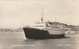 Ship Postcard Sea Ocean Boat Compeigne At Dover Kent England - Altri