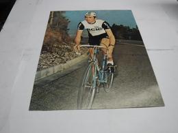 SPORT  CICLISMO  --   SU CARTONATO --  GRANDE  --  BARONCHELLI ??? - Ciclismo