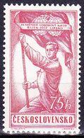 ** Tchécoslovaquie 1957 Mi 1041 (Yv 928), (MNH) - Unused Stamps