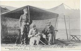 AU CAMP DE CHALONS AVANT 1870 - Sonstige