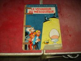 Spirou Et Fantasio  Le Voyageur Du Mésozoique - Livres, BD, Revues