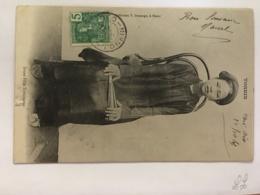 CPA INDOCHINE - TONKIN - Jeune Fille Tonkinoise - Viêt-Nam