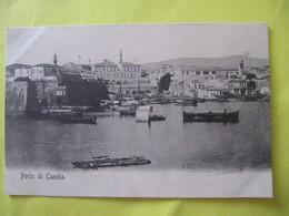 Porto Di Candia .     TBE - Greece