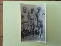 Indochine Tribus Sauvages Des Moïs 17x11,5cm - Places