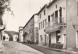 Lussas ( Rue Principale Etv Place De L Eglise ) - Autres Communes