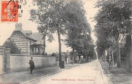 PACY SUR EURE - Route De Vernon - Pacy-sur-Eure
