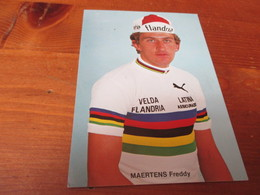 Maertens Freddy - Ciclismo
